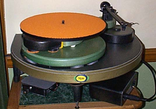 My turntable